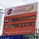 Le Foyer aux internationaux de tennis