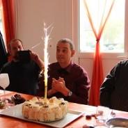 Les 50 ans de Mr Gasser Marc