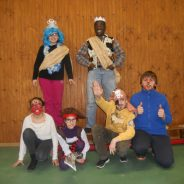 Carnaval à l'IME Jacques Hochner