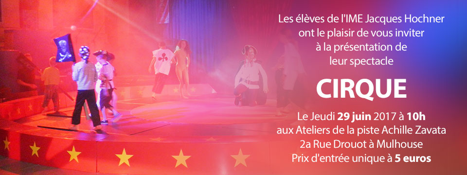 Spectacle : « Cirque »