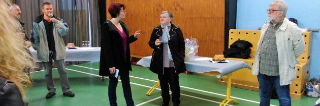 Départ à la retraite de Chantal Pflieger
