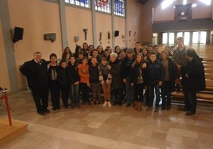 Rencontre avec le collège Don Bosco
