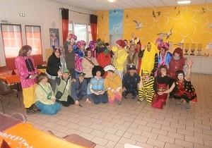 Carnaval au Foyer Maison Emilie