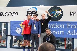 Championnat de France de lutte en sport adapté